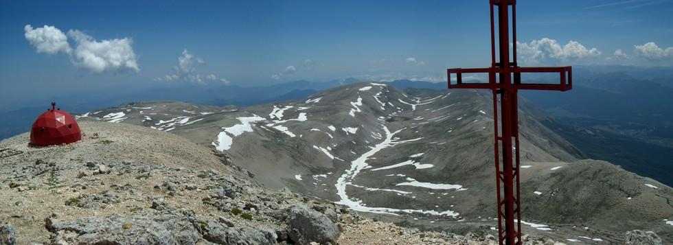 quelli di Aria Sottile   Archivio 2011   Monte Amaro ::..